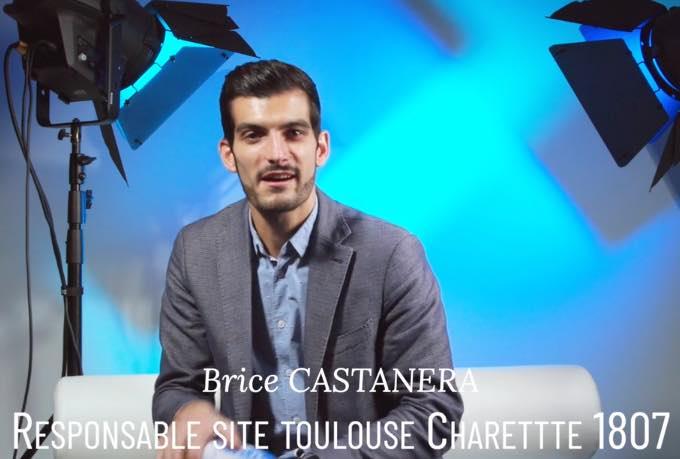 Brice CASTANERA :   Charette 1807