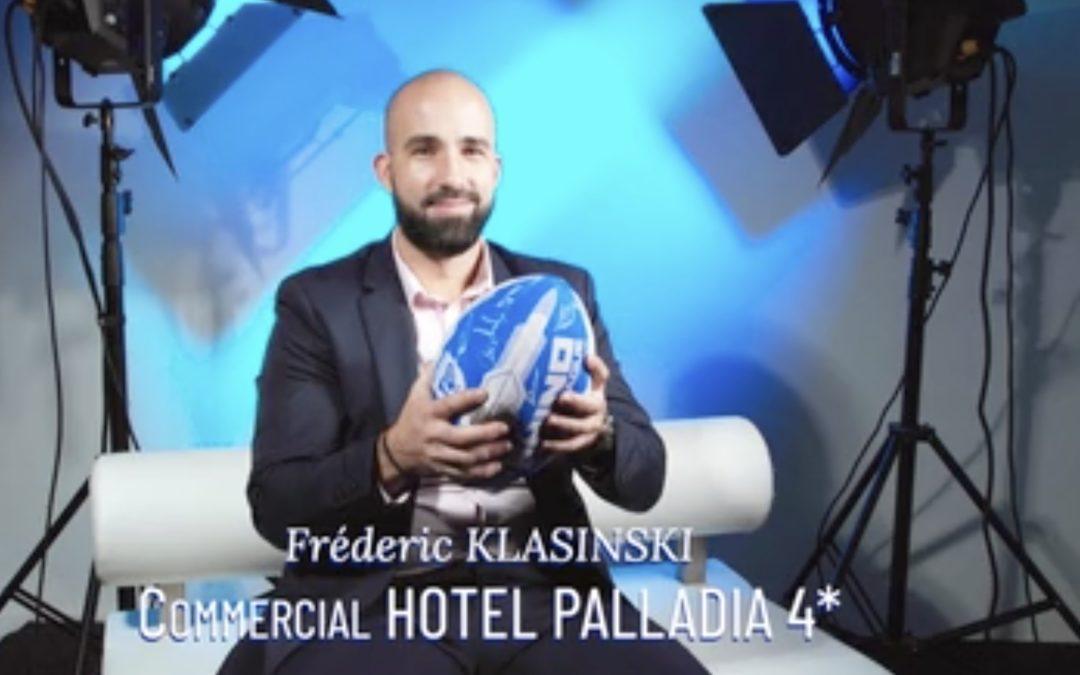 Frederic KLASINSKI Hotel  PALLADIA