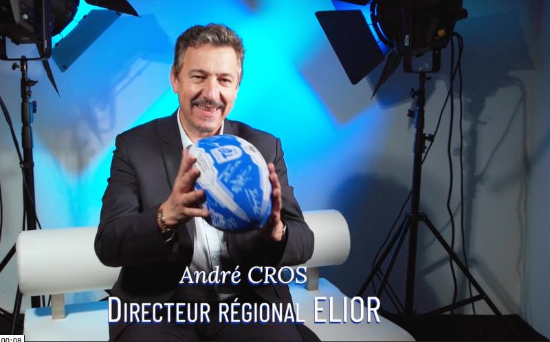 André CROS Directeur Régional ELIOR