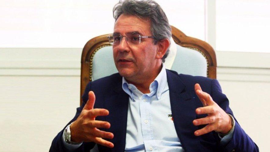Luc LACOSTE élu Président de la FFR 13