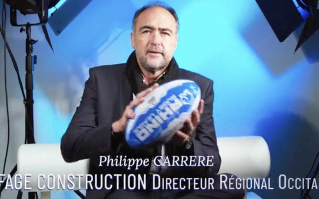 Philippe CARRERE :  EIFFAGE Construction