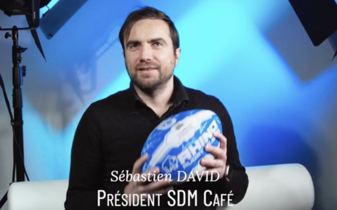 Sébastien DAVID : Président SDM Café