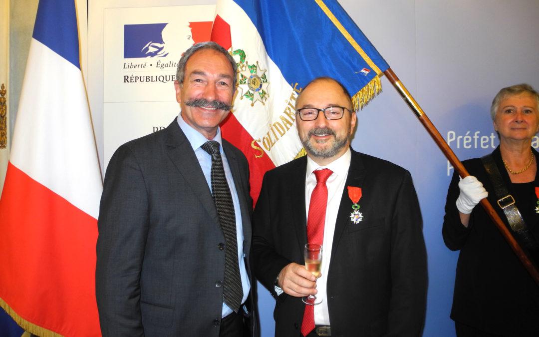 Notre Compagnon Thierry Bonnier nommé Préfet de l'Aude