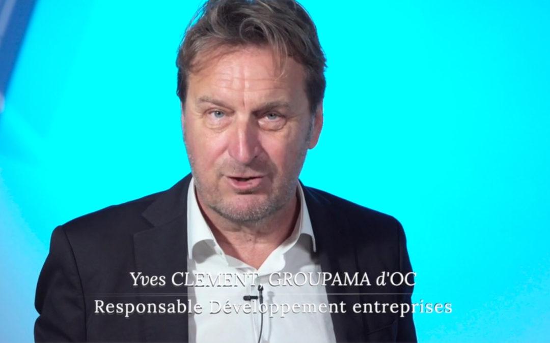 Yves CLEMENT : Groupama d'OC