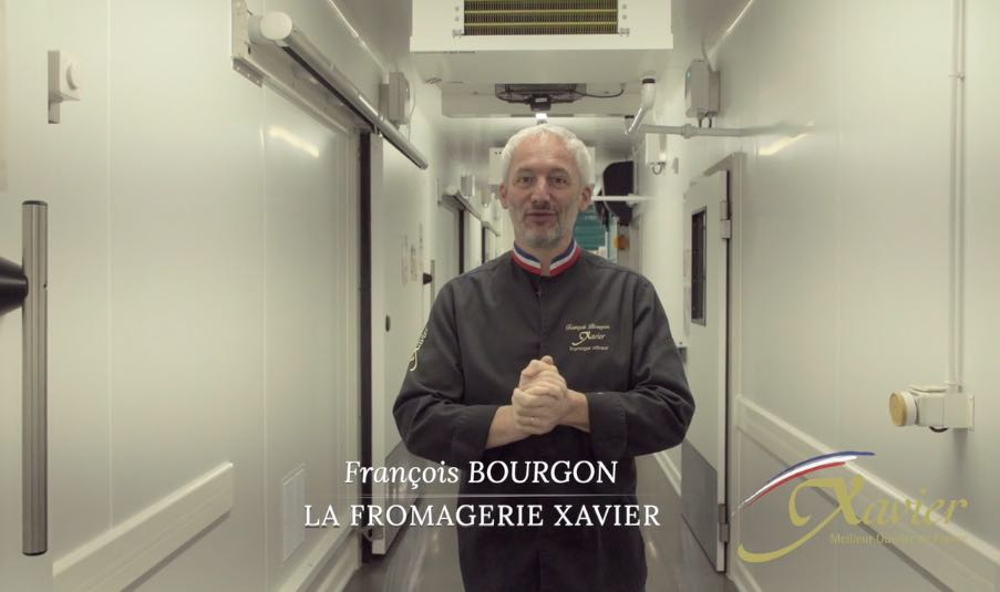 Nos amis Compagnons : François BOURGON Fromagerie XAVIER