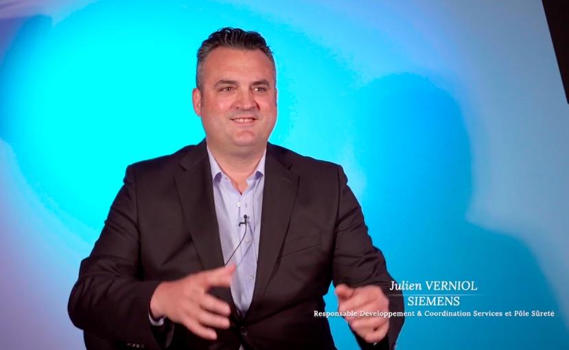 Julien Verniol et Vincent Gauvin : L'équipe Siemens
