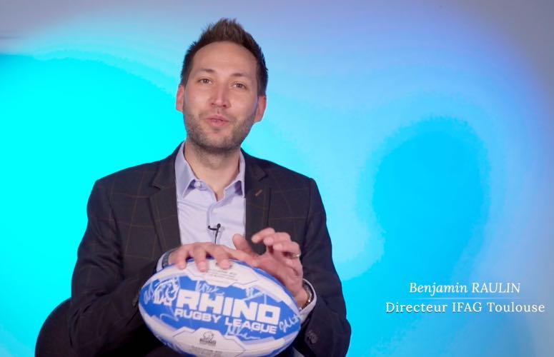 Benjamin RAULIN Directeur IFAG Toulouse